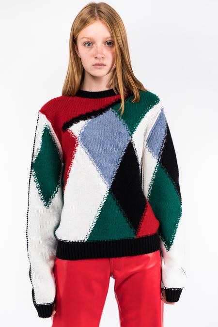 Пуловер Khaite
