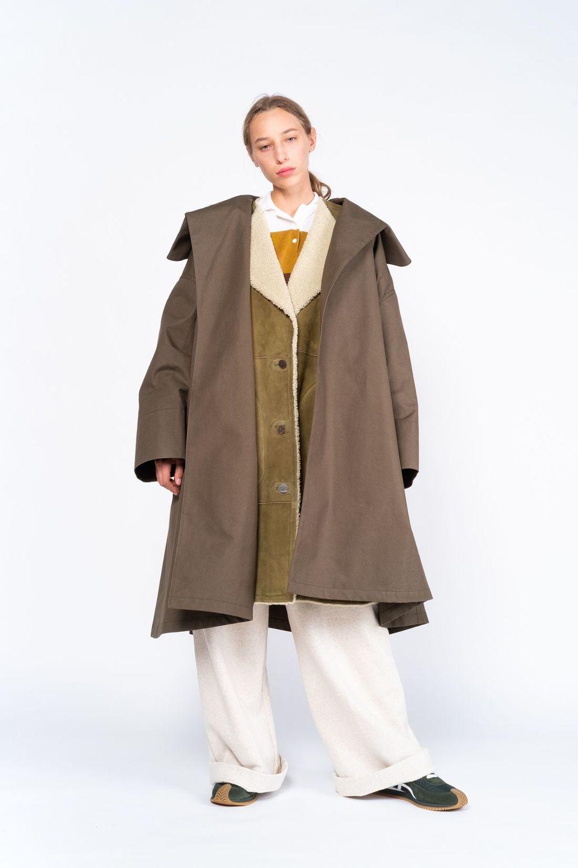 Пальто-Дублянка