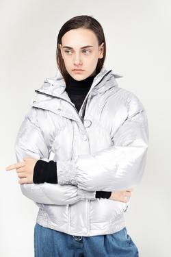 Куртка DUNLOPE silver
